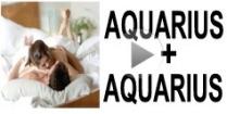 Aquarius + Aquarius Compatibility
