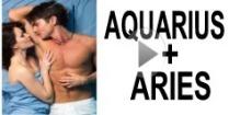 Aquarius + Aries Compatibility