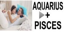 Aquarius + Pisces Compatibility