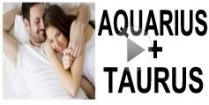 Aquarius + Taurus Compatibility