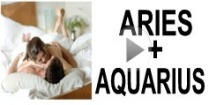 Aries + Aquarius Compatibility
