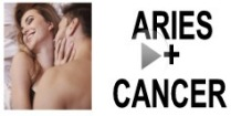Aries + Cancer Compatibility