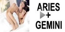 Aries + Gemini Compatibility