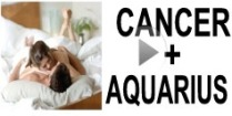 Cancer + Aquarius Compatibility