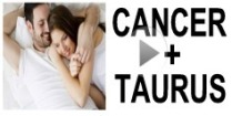 Cancer + Taurus Compatibility