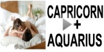 Capricorn + Aquarius Compatibility