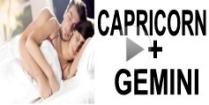 Capricorn + Gemini Compatibility