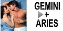 Gemini + Aries Compatibility