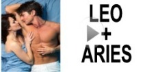 Leo + Aries Compatibility
