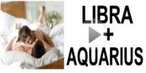 Libra + Aquarius Compatibility