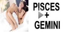 Pisces + Gemini Compatibility
