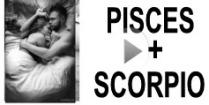 Pisces + Scorpio Compatibility