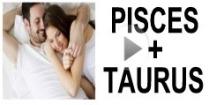 Pisces + Taurus Compatibility