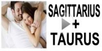 Sagittarius + Taurus Compatibility