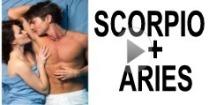 Scorpio + Aries Compatibility