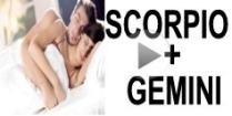 Scorpio + Gemini Compatibility