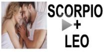 Scorpio + Leo Compatibility