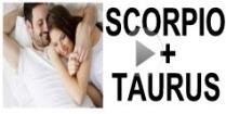 Scorpio + Taurus Compatibility