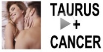 Taurus + Cancer Compatibility
