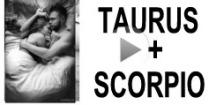 Taurus + Scorpio Compatibility