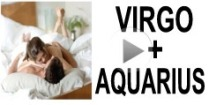 Virgo + Aquarius Compatibility