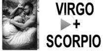 Virgo + Scorpio Compatibility