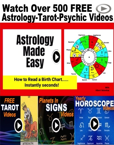 Astrology, Tarot Card and more videos