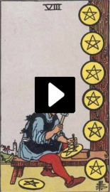Pentacles Tarot Video